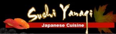 Sushi Yanagi Restaurant