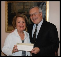 Maureen McKeown and Steve Jones