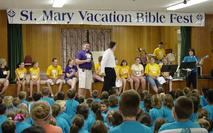 St. Mary Vacation Bible Fest