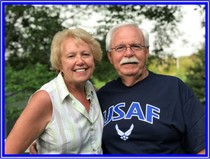 Debbie and Mike Kendrick